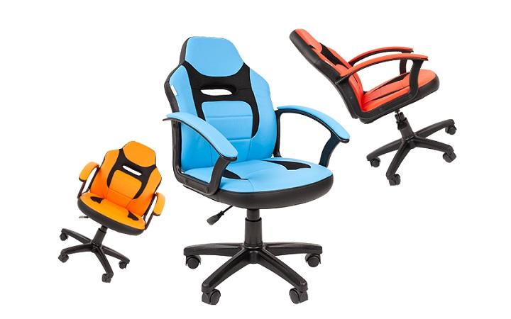 Детское компьютерное кресло kids 110