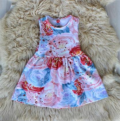 ПЛ5/6-Ф Платье для девочки