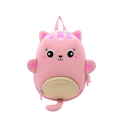 Детский рюкзак Nohoo Кошка цвет: розовый