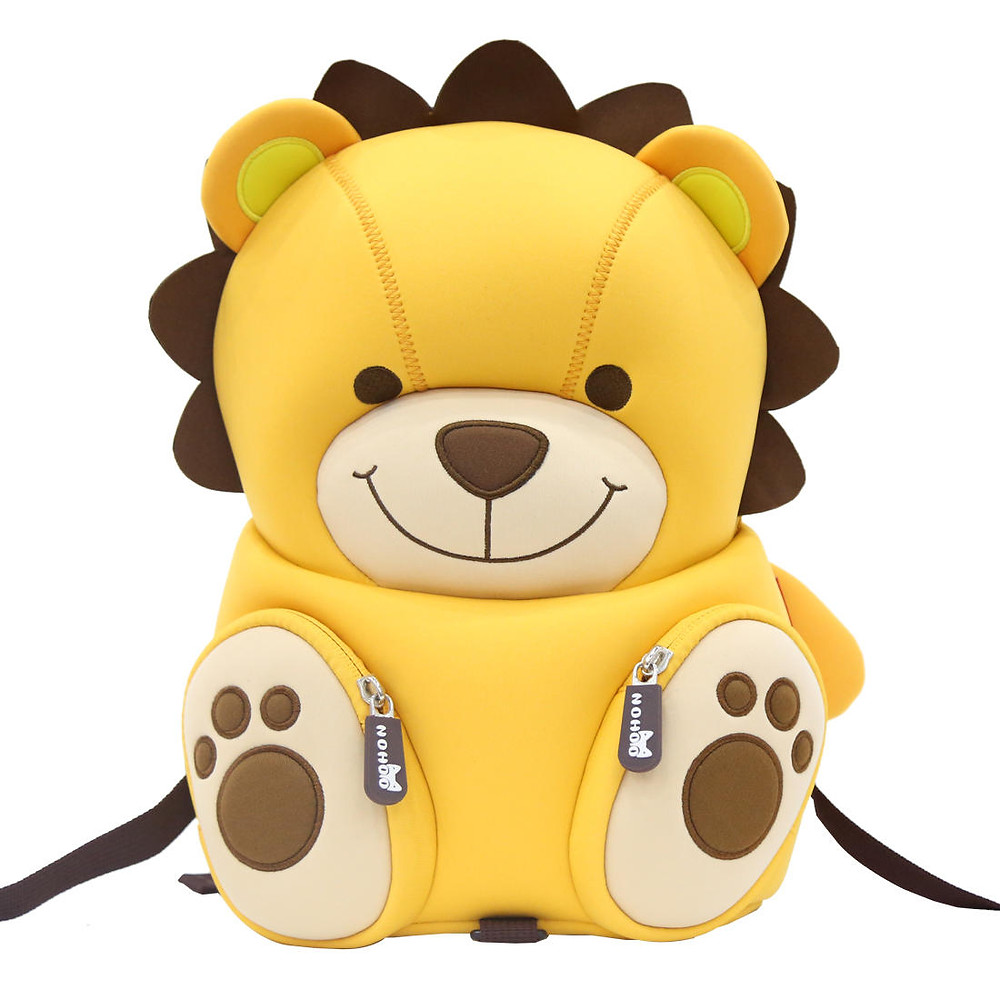 Детский рюкзак Nohoo Лев