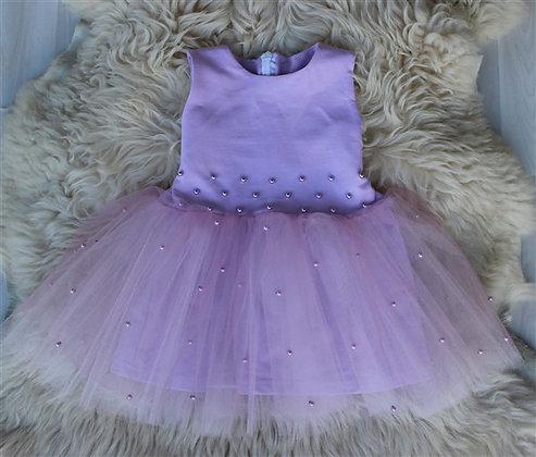 ПЛ60-Ф Платье «Бусинка» ЛИЛА