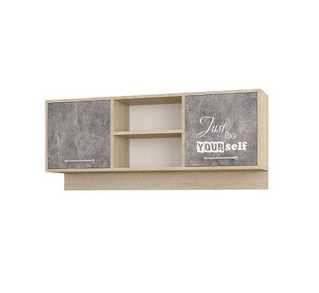 Навесная секция Лофт Детская Колибри ~ Размеры:1200 x 500 x 250