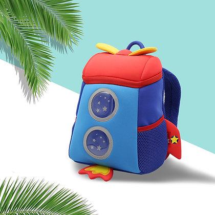 Детский рюкзак Nohoo Ракета/ 3-7 лет