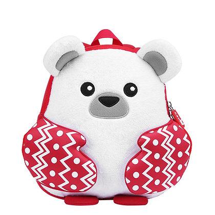 Детский рюкзак Nohoo Белый медведь