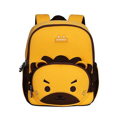 Рюкзак для дошкольного возраста Nohoo Лев желтый