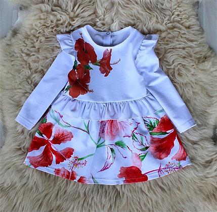 ПЛ42-Ф Платье «Цветы»