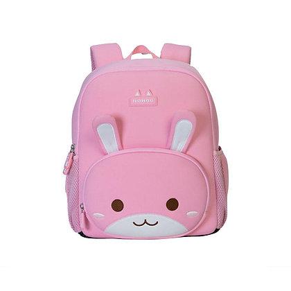 Рюкзак для дошкольного возраста Nohoo Зайчик/ Кролик  розовый