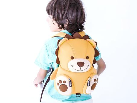Детский рюкзак Nohoo Лев для детей от 2-х лет