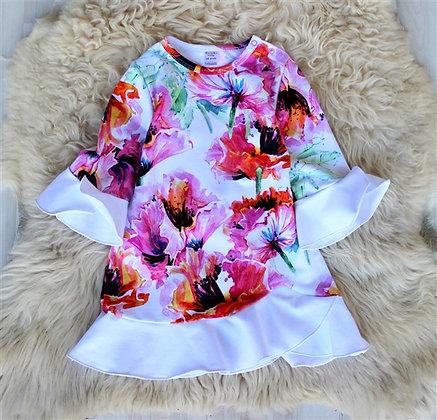 ПЛ56/2-Ф Платье детское «Роззи»