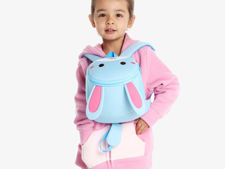 Детский рюкзак NOHOO Кролик размеры S/M