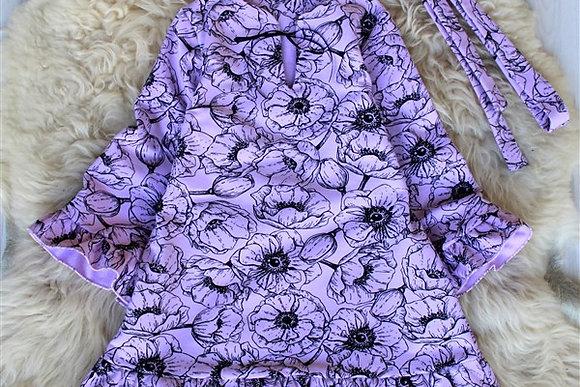 ПЛ57-Ф Платье детское «Эмма»
