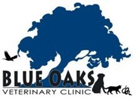 Blue Oaks Veterinary Clinic Logo