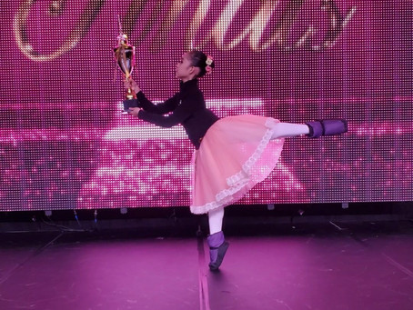 HDS Ballet Big Win in 2021 World National Final competition Season
