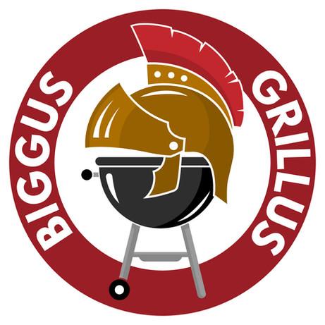 Biggus Grillus Logo