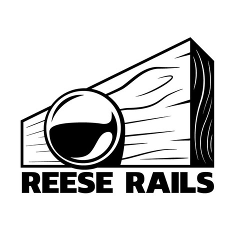 Reese Rails Logo Design