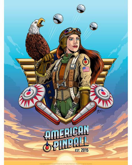 Amy Pinn T-Shirt & Poster Art