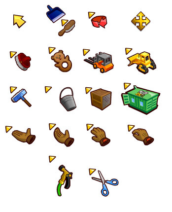 Zoo Kingdom Cursors