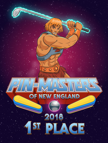 Pin-Masters of New England Award Graphic