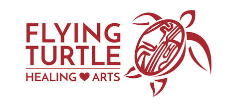 Flying Turtle Healing Arts Logo