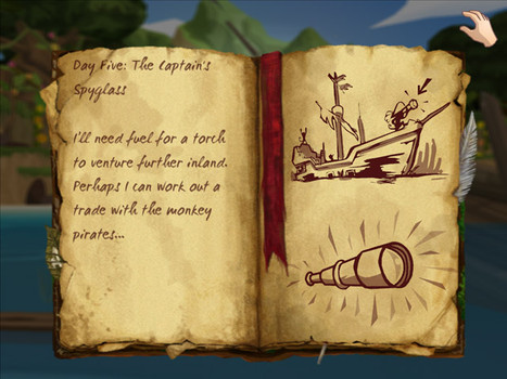 Journal Concept Art