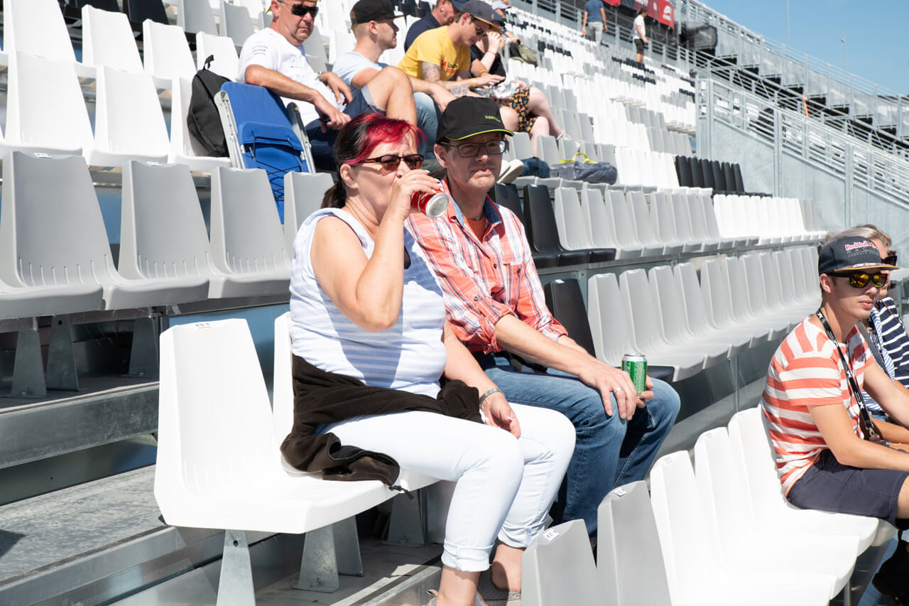 PEOPLE OF SPA-FRANCHORCHAMPS