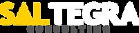 Saltegra Typography Logo-Yellow & White_