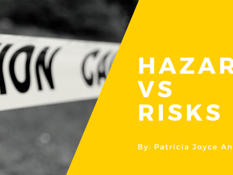 Hazards vs Risks