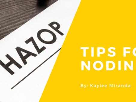 Tips for Noding