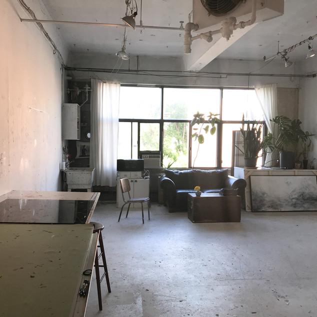 recent image of the studio
