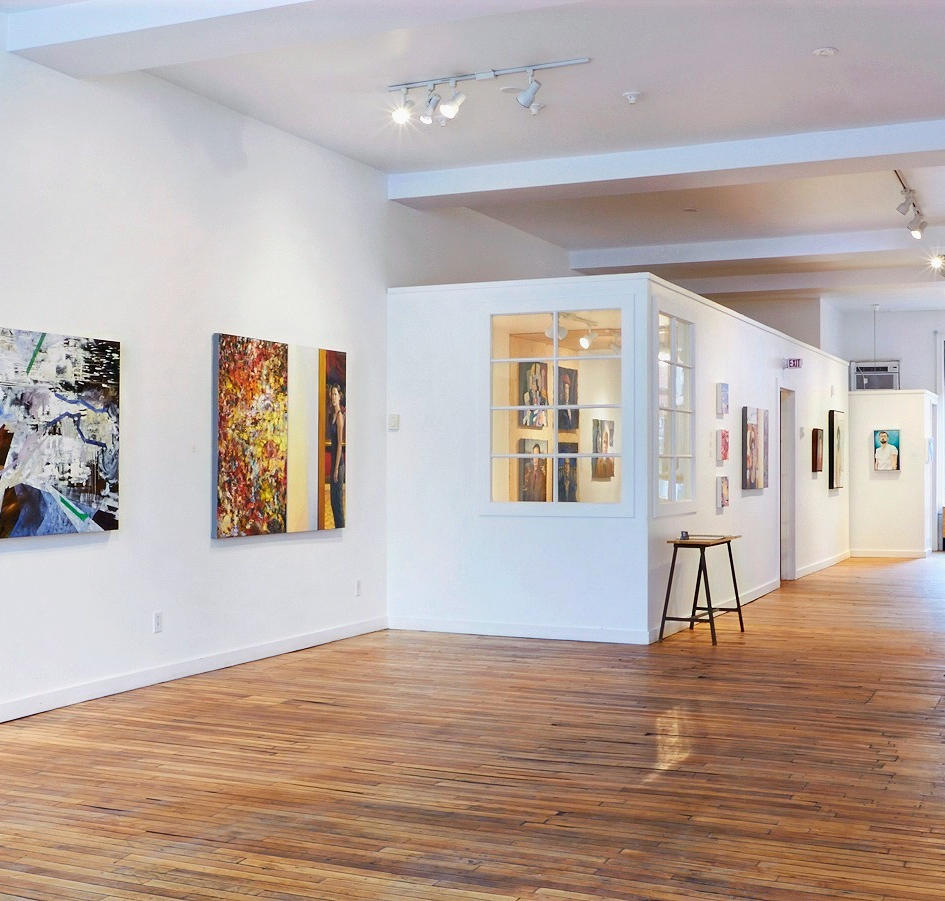 2019 Act From Your Art exhibition