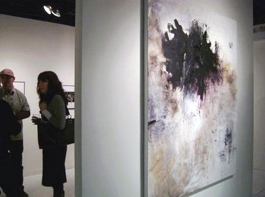 'Orquida Negra' at Artfirm Gallery, in Calgary