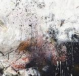 Verona Sorensen's painting serie, Quiet Fire