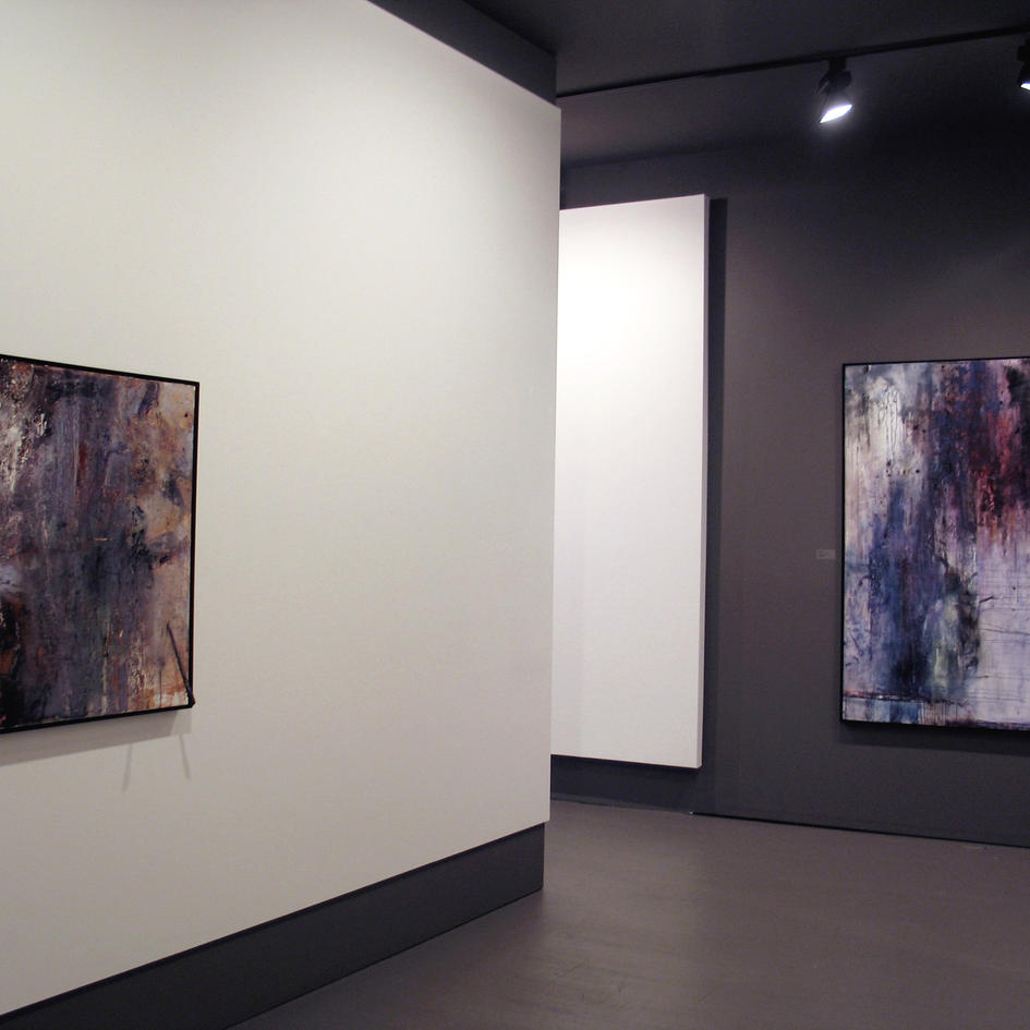 'Elements' and 'Alchemic Souvenir' in Winsor Gallery