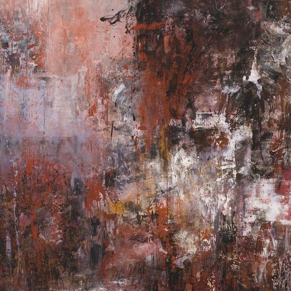Rosy-Fingered Dawn Through the Taiga