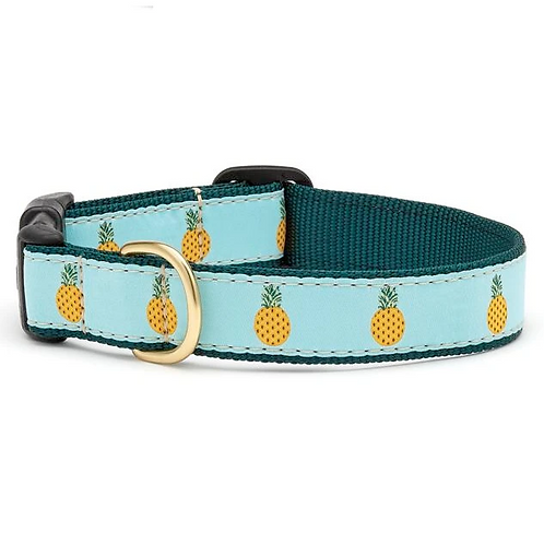 Pineapple Dog Collar