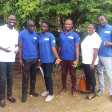 Sama Sama Sales Team