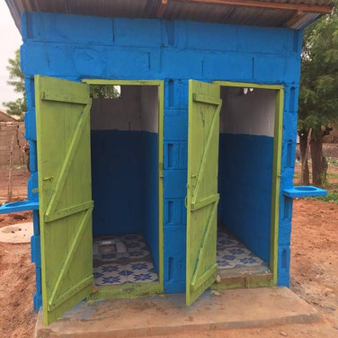 Sama Sama Toilet, Customized for Customer Needs