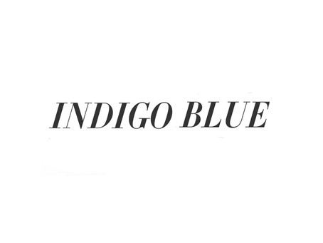 Indigo Blue 2015 - The Recap