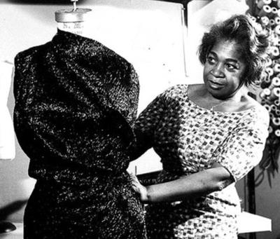 Discovering an African American Fashion Legend: Zelda Wynn Valdes