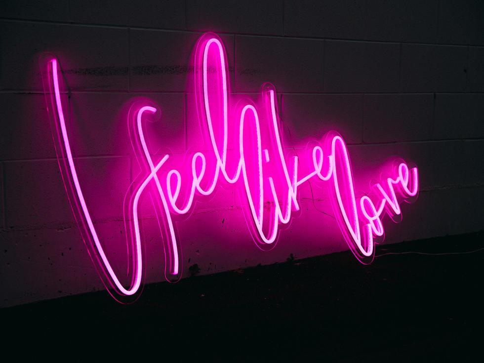 I feel like love
