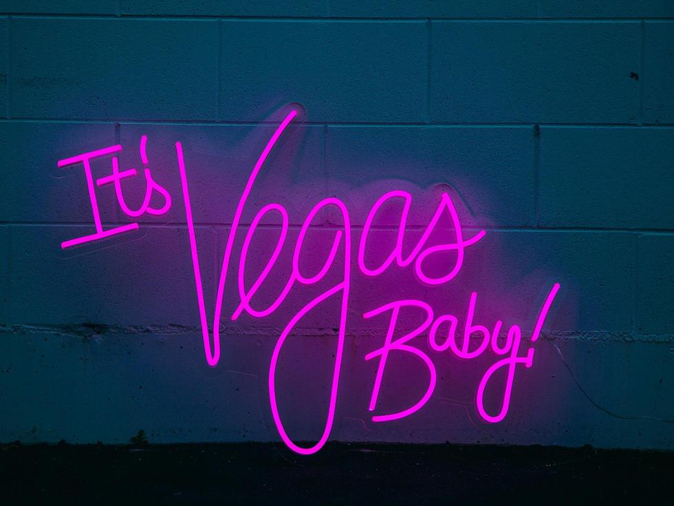 It's Vegas Baby