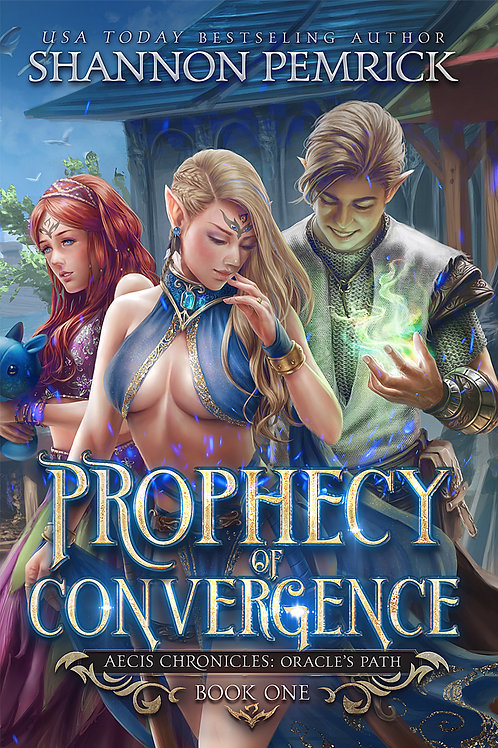 Prophecy of Convergence - Signed Print
