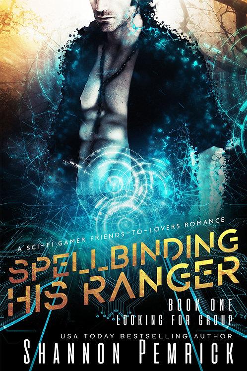 Spellbinding His Ranger - Signed Print