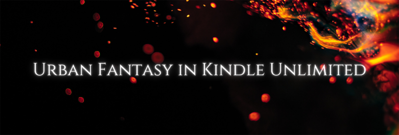 Urban Fantasy in Kindle Unlimted