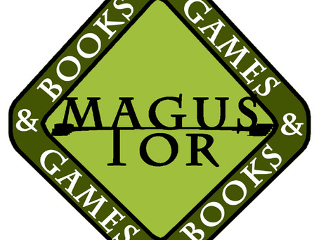Interview with Author, Magus Tor