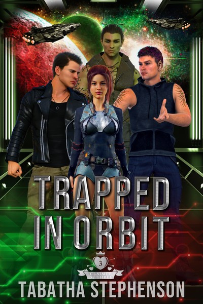 Trapped in Orbit by Tabatha Stephenson