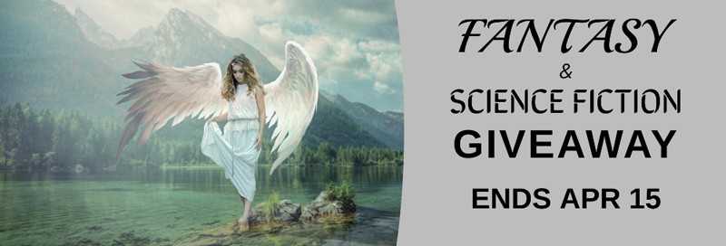 Fantasy & Science Fiction Giveaway, ends April 15