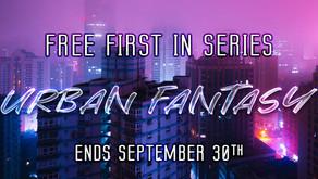 Free Urban Fantasy Reads