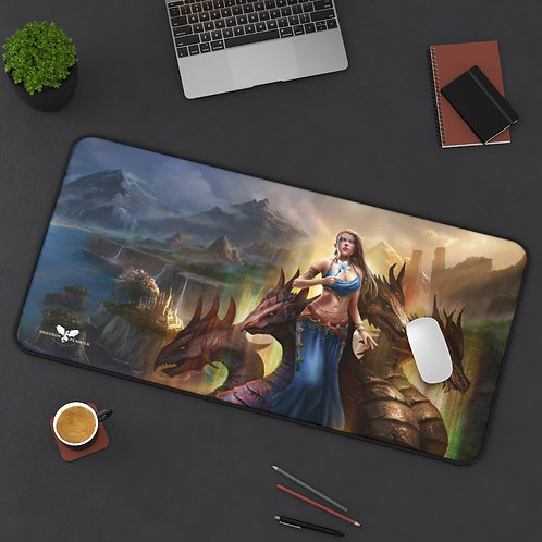 Prophecy Chosen Desk Mat