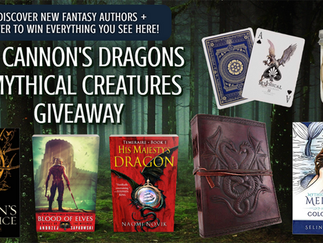 Dragon & Mythical Creature Giveaway